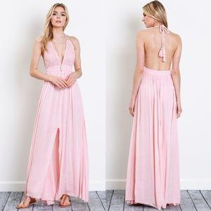 'Twilight Terrace' Maxi Dress